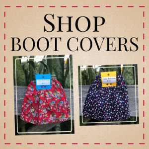 Ladies Boot Covers