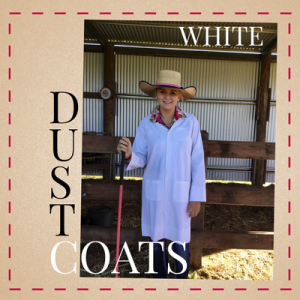White Dust Coats