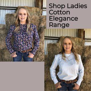 Cotton Elegance Range
